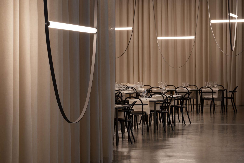 Wireline by Studio Formafantasma for Flos