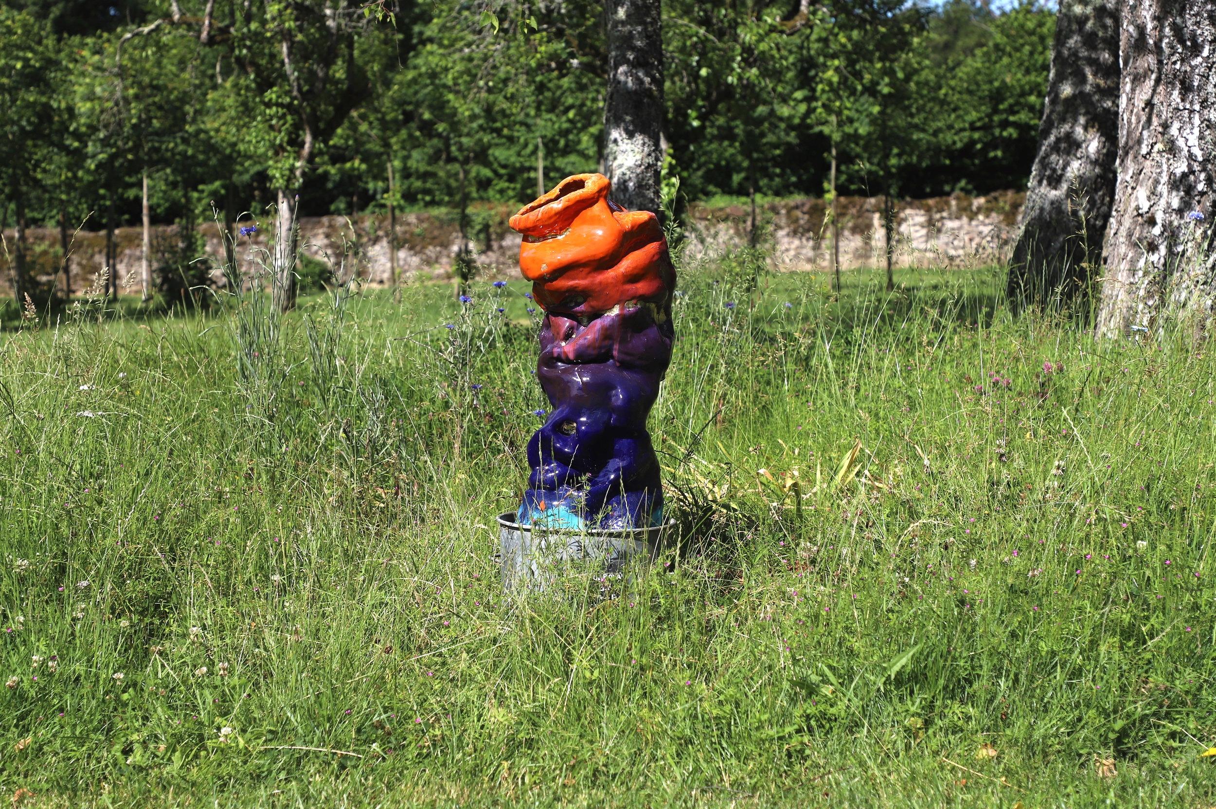 Le Boyau à Maleville… - A l'occasion des Rendez vous aux jardins, Bernard Bachelier ouvre sa collection particulière du 7 au 9 juin au Domaine de Bassinet 12350 Maleville.