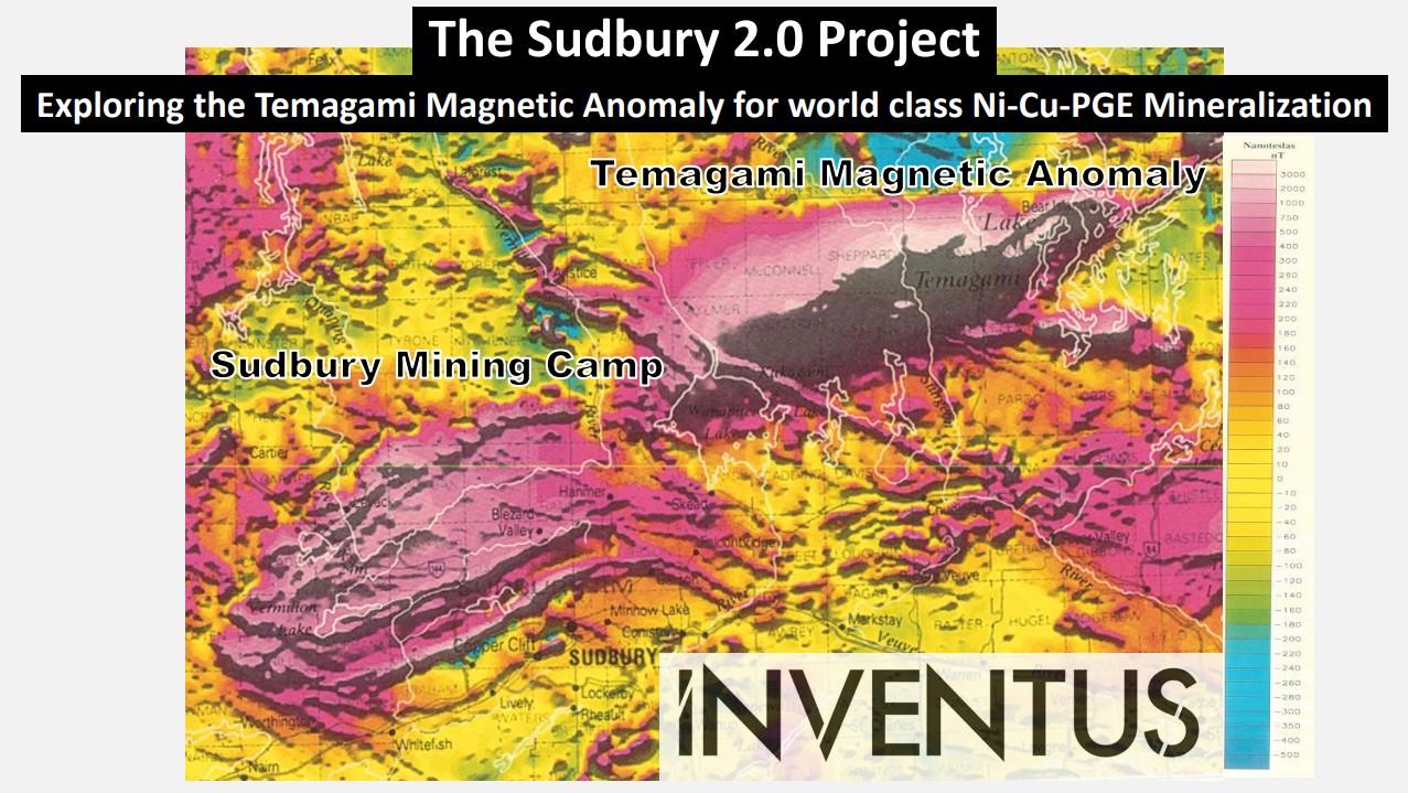 Presentation on the Sudbury 2.0 Project.