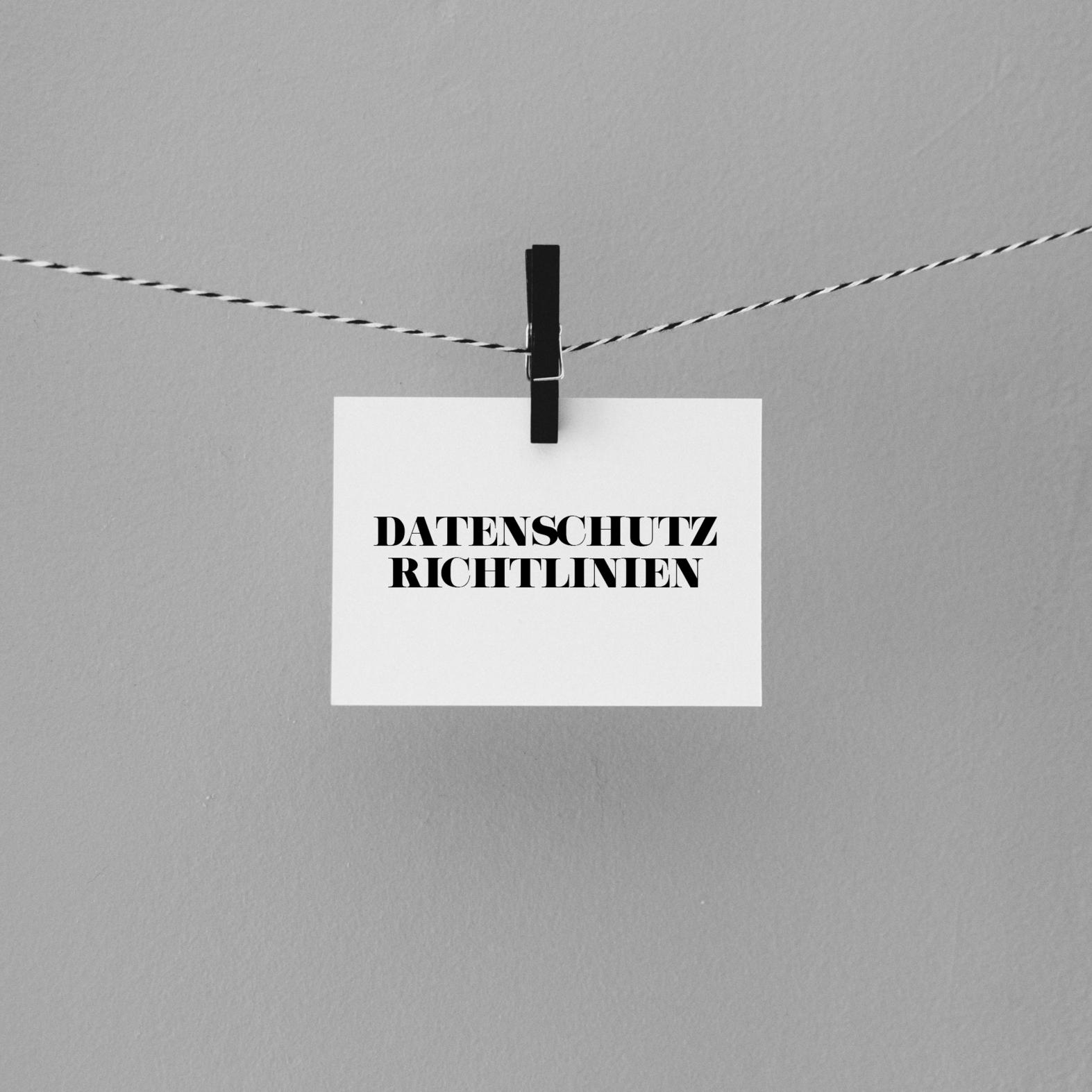 Klara Grün Datenschutz Richtlinien