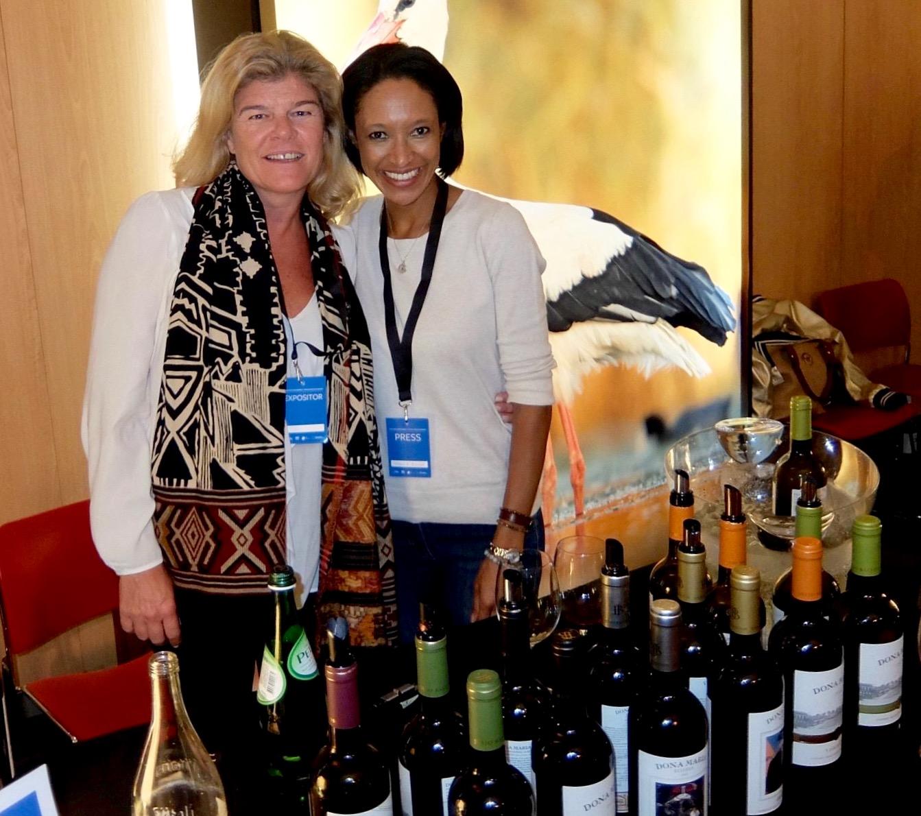isabel bastos of don maria wines