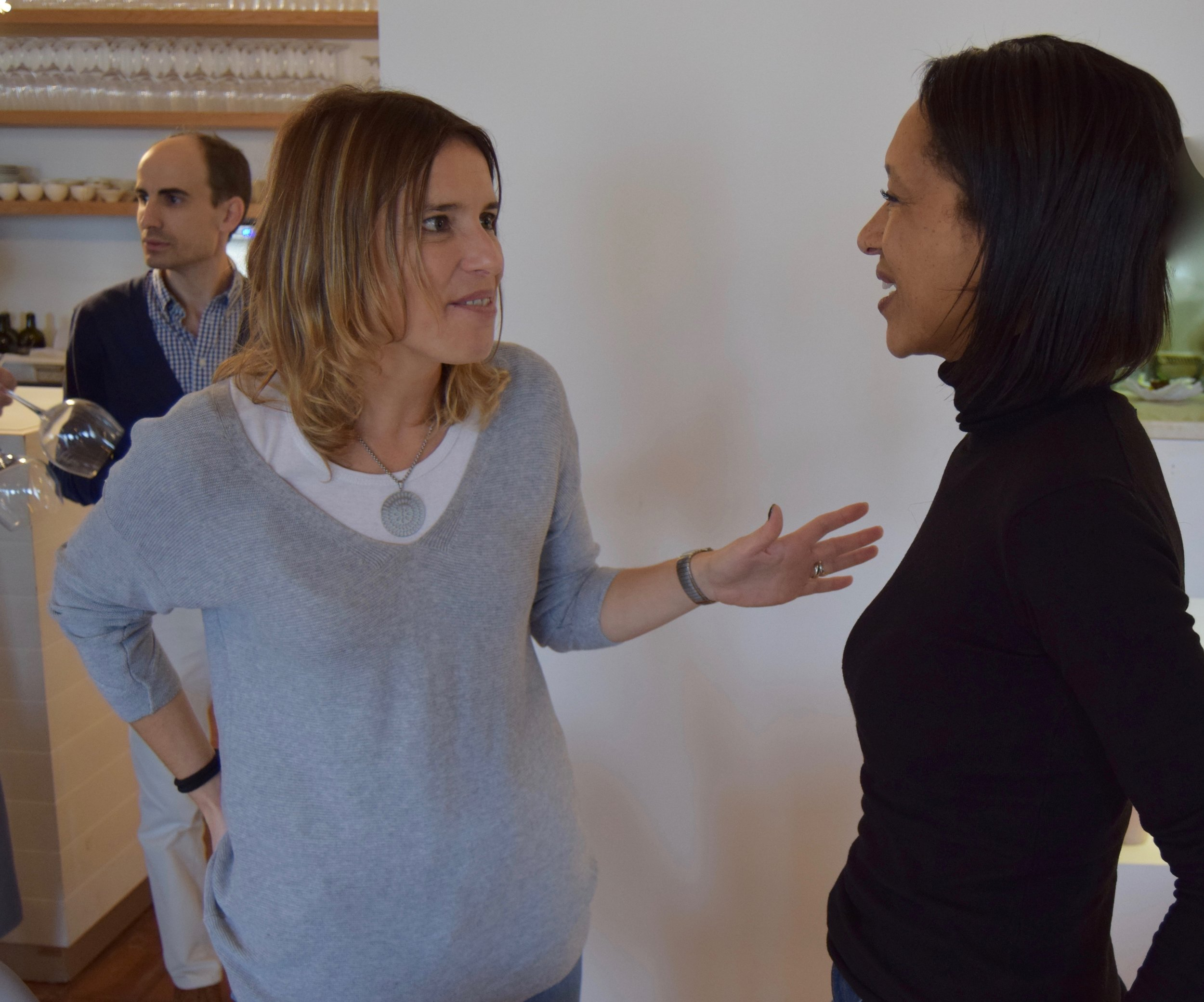 Maria joåo de almeida, famous portuguese journalist & wine critic