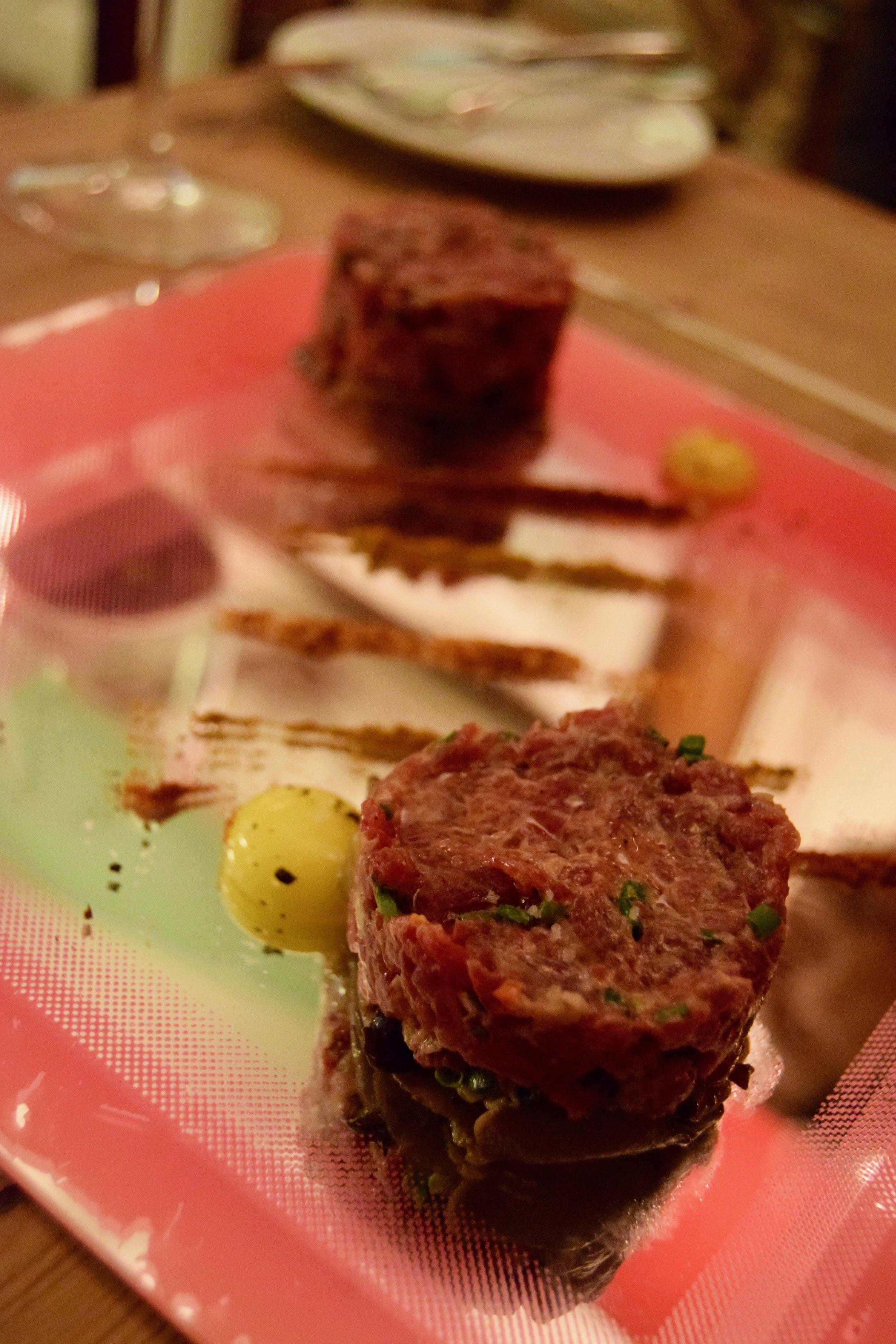 the insolito restaurante