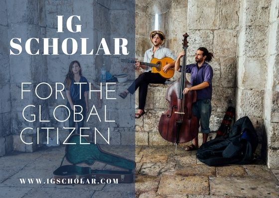 IG scholar helps new global citizens discover the world
