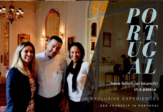 Enjoy lunch (or brunch) in a portuguese palace - immersa global exclusive experiences in portugal
