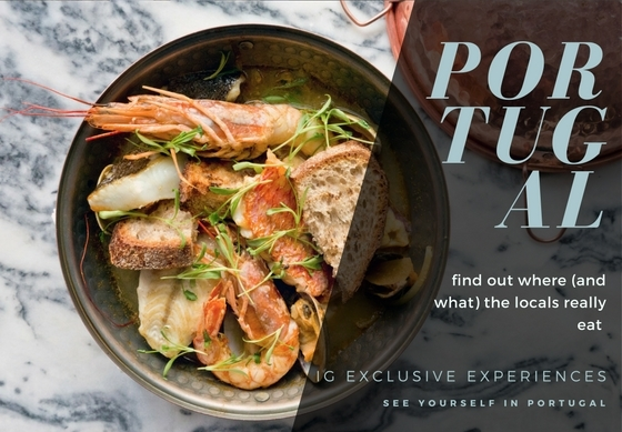 Eat where locals eat - immersa global exclusive experiences in portugal