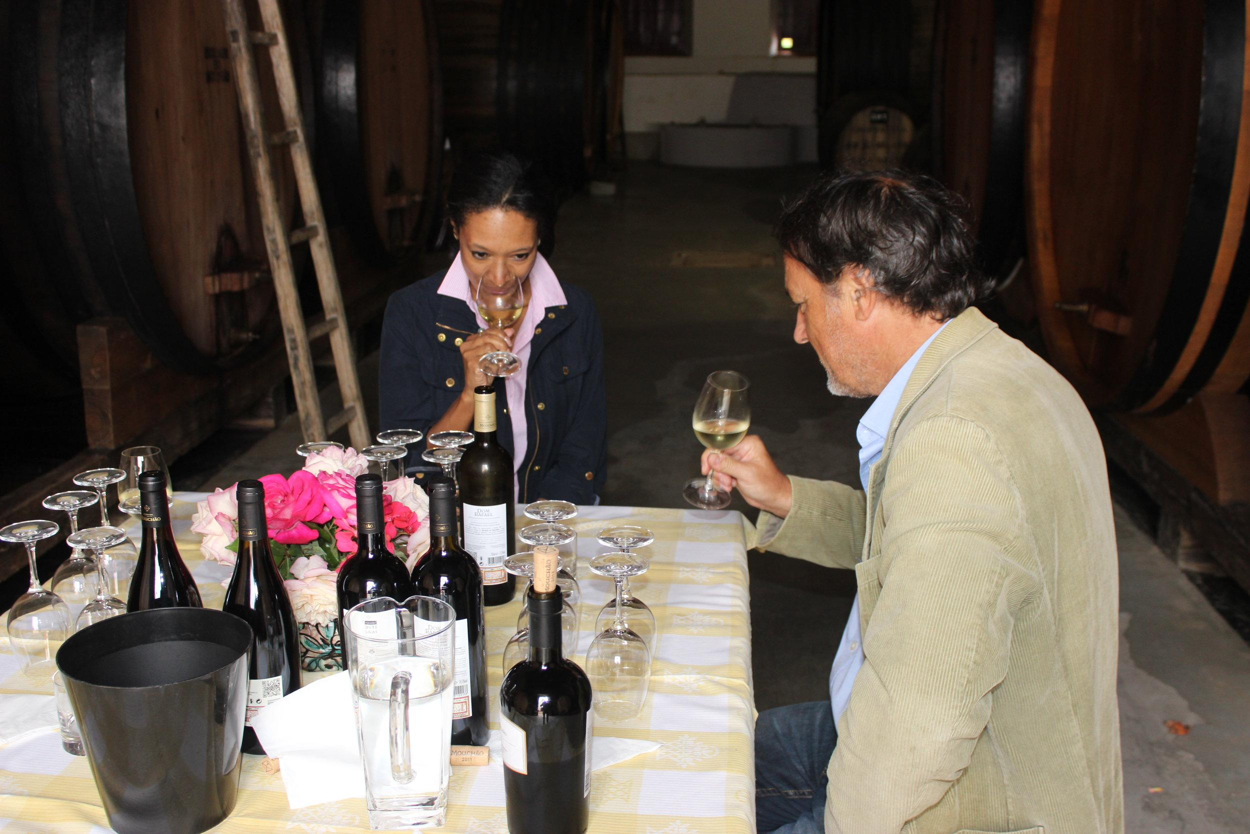 Copy of Private Wine Tastings with Local Winemakers