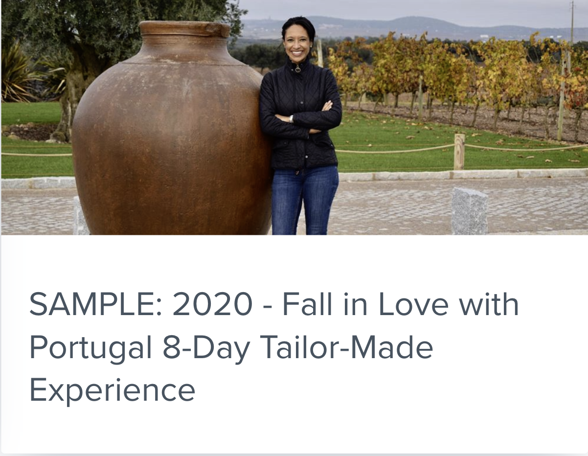 Fall in Love with Portugal