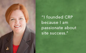 Clinical Research Performance, Inc. Passionate