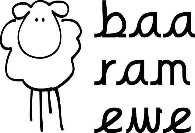 Baa Ram Ewe British Yarn