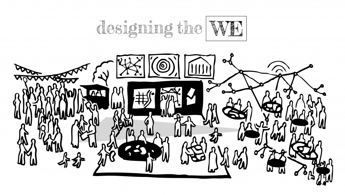 Image Credit: Designing the WE (c) 2015