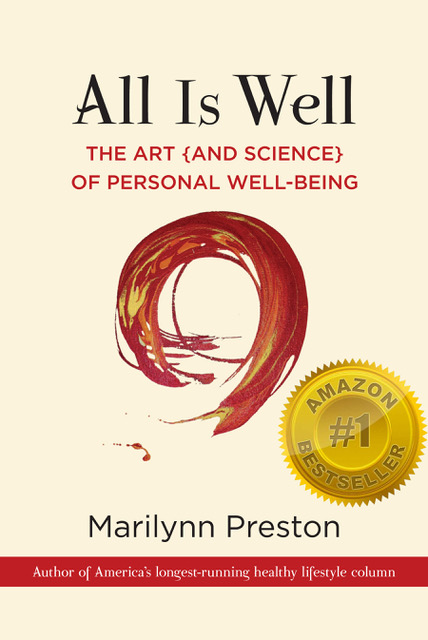 Marilynn Preston All is Well cover-bestseller.jpeg