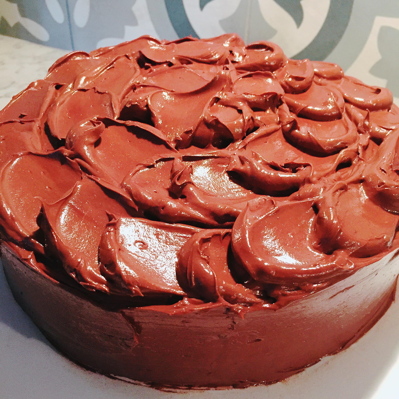 PERFECT CHOCOLATE LAYER CAKE
