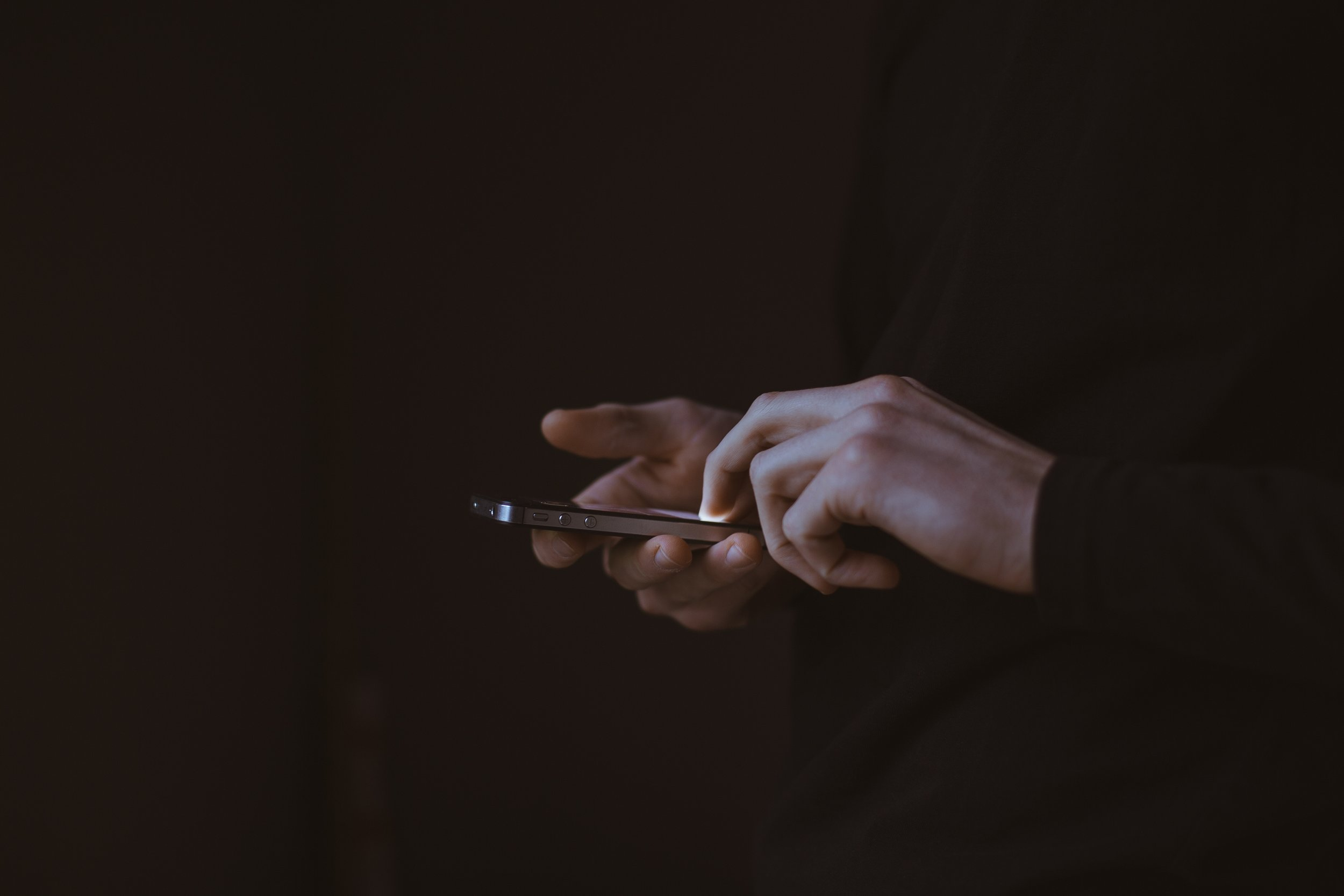 Keep your... - phone out of the bedroom. Incoming messages will disturb you and there is a risk of becoming hypervigilant which comes from the need to keep checking for messages.