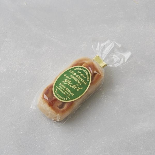 Wald's award winning marzipan loaf.