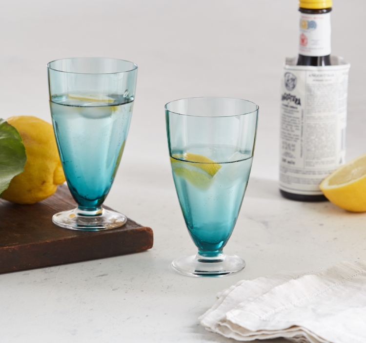 Pair of Palais Glasses- Mountain Blue £58