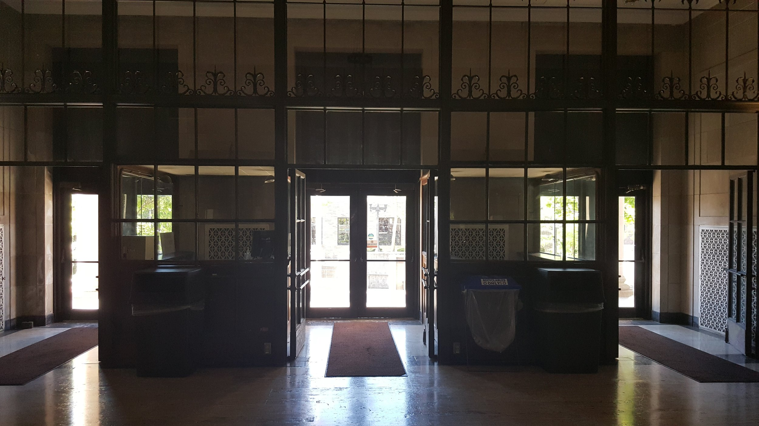 Front Hall Lobby