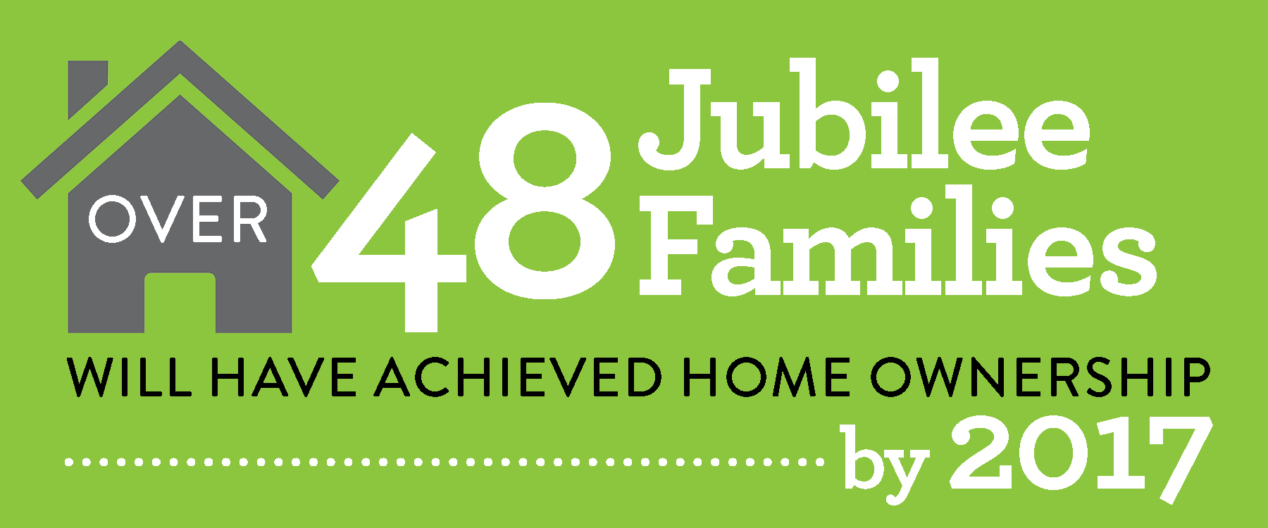 Jubilee Families home ownership