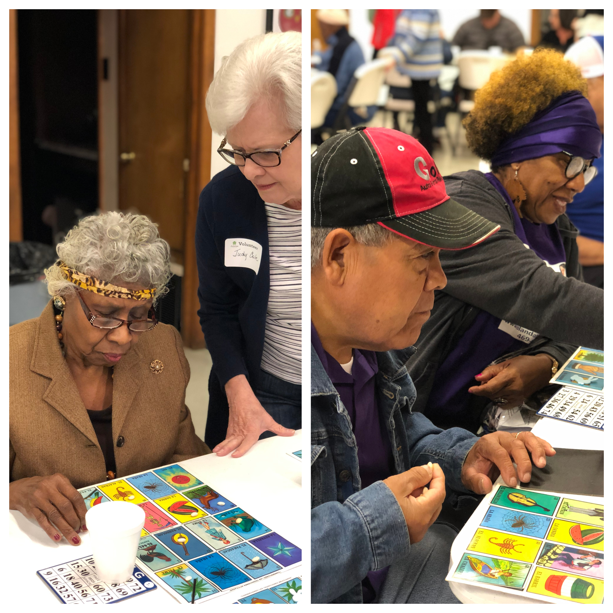 Want to join in the fun? Sign up to volunteer with Jubilee senior programs and become a member of the Senior Brigade! Email  volunteer@jubileecenter.org  to get started.