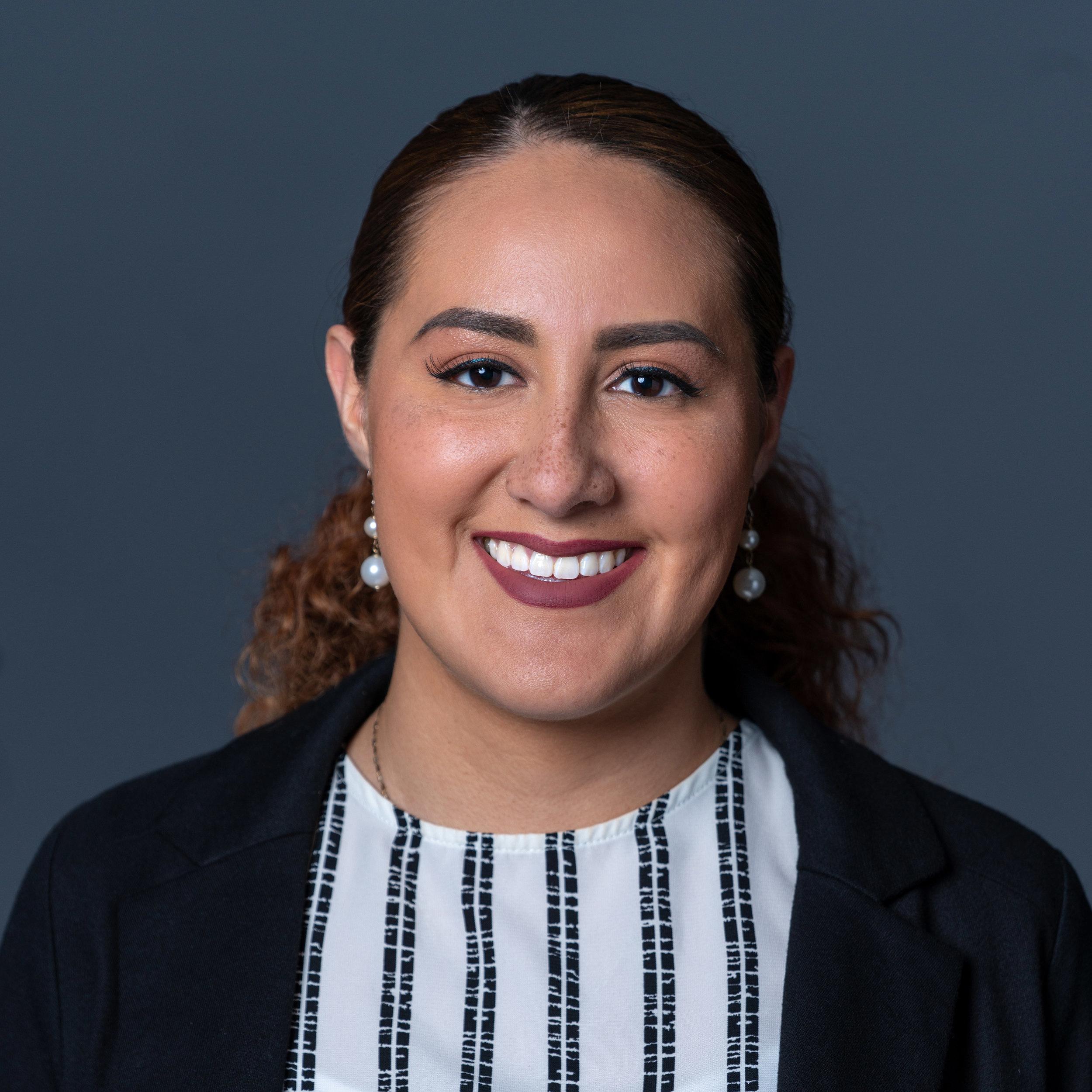 Alejandra Saldaña - Community Support Specialist
