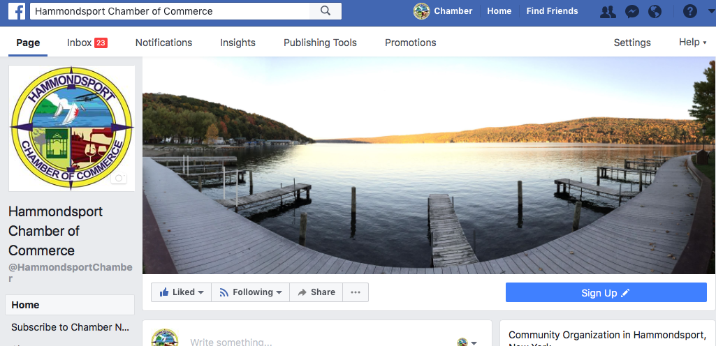 Click to see the   Chamber Facebook page   and give us a follow!