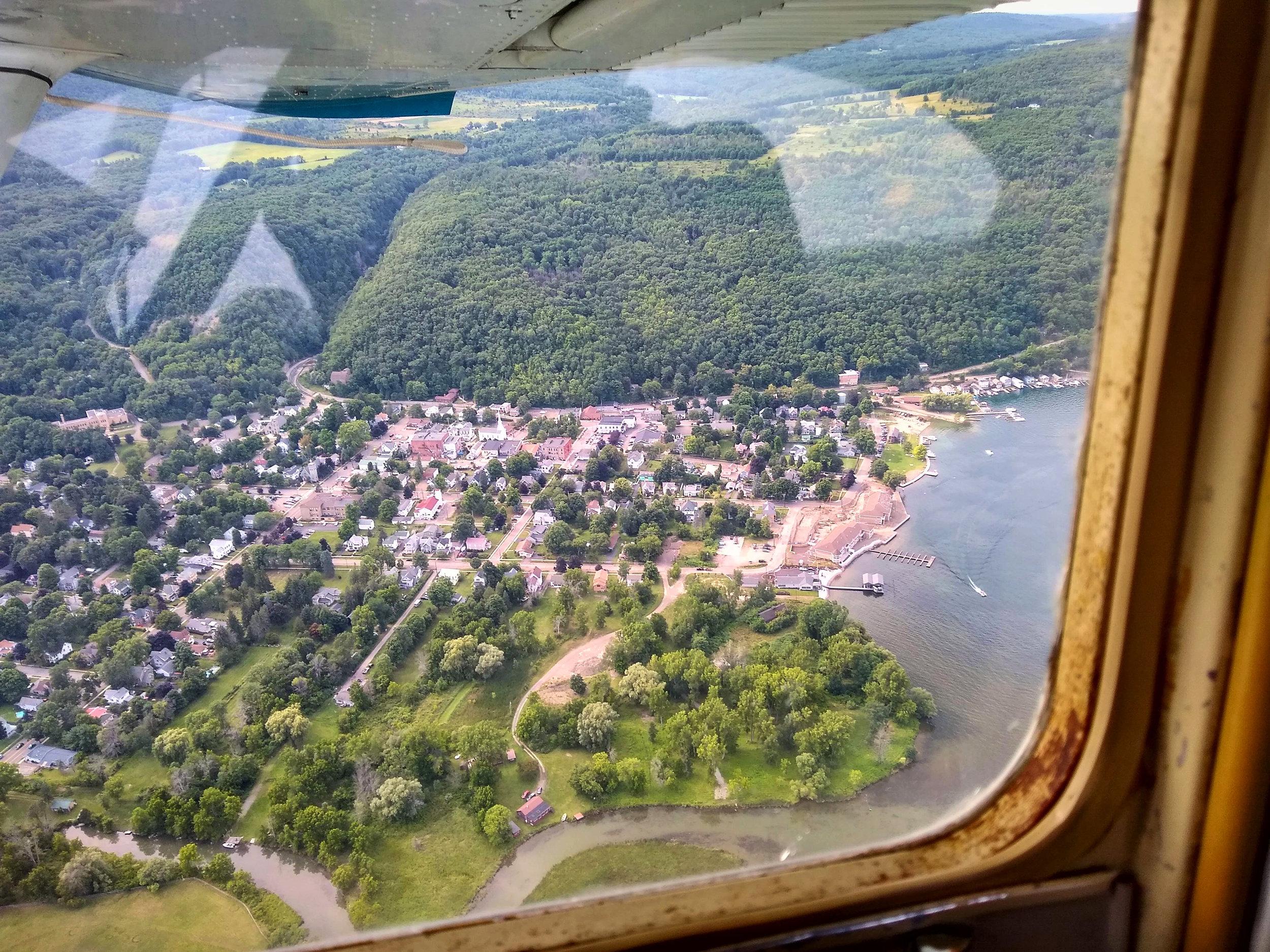 Village of Hammondsport, NY