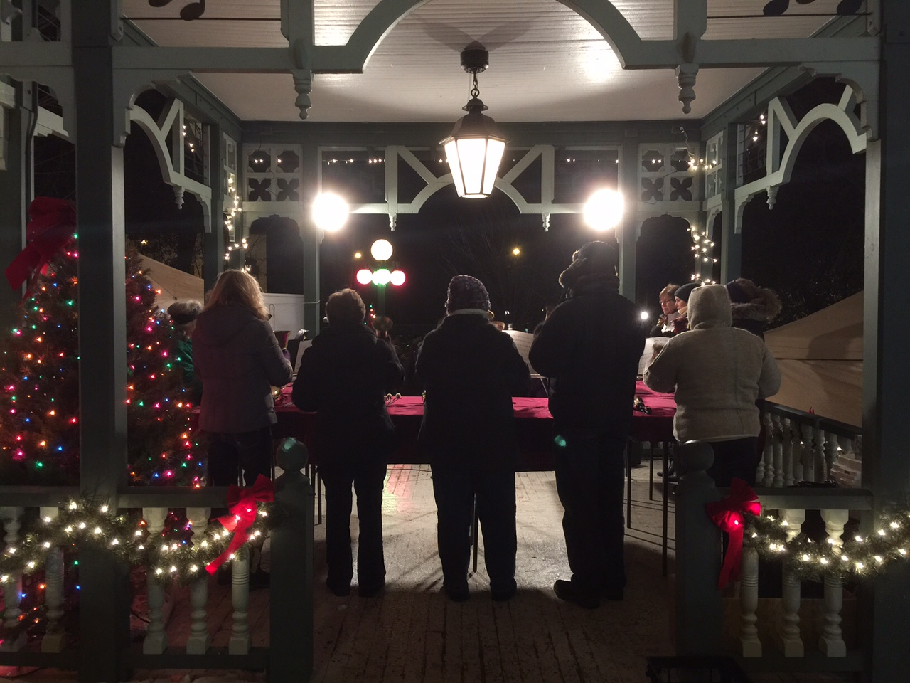 Christmas In The Park.Christmas In The Park Hammondsport Chamber Of Commerce