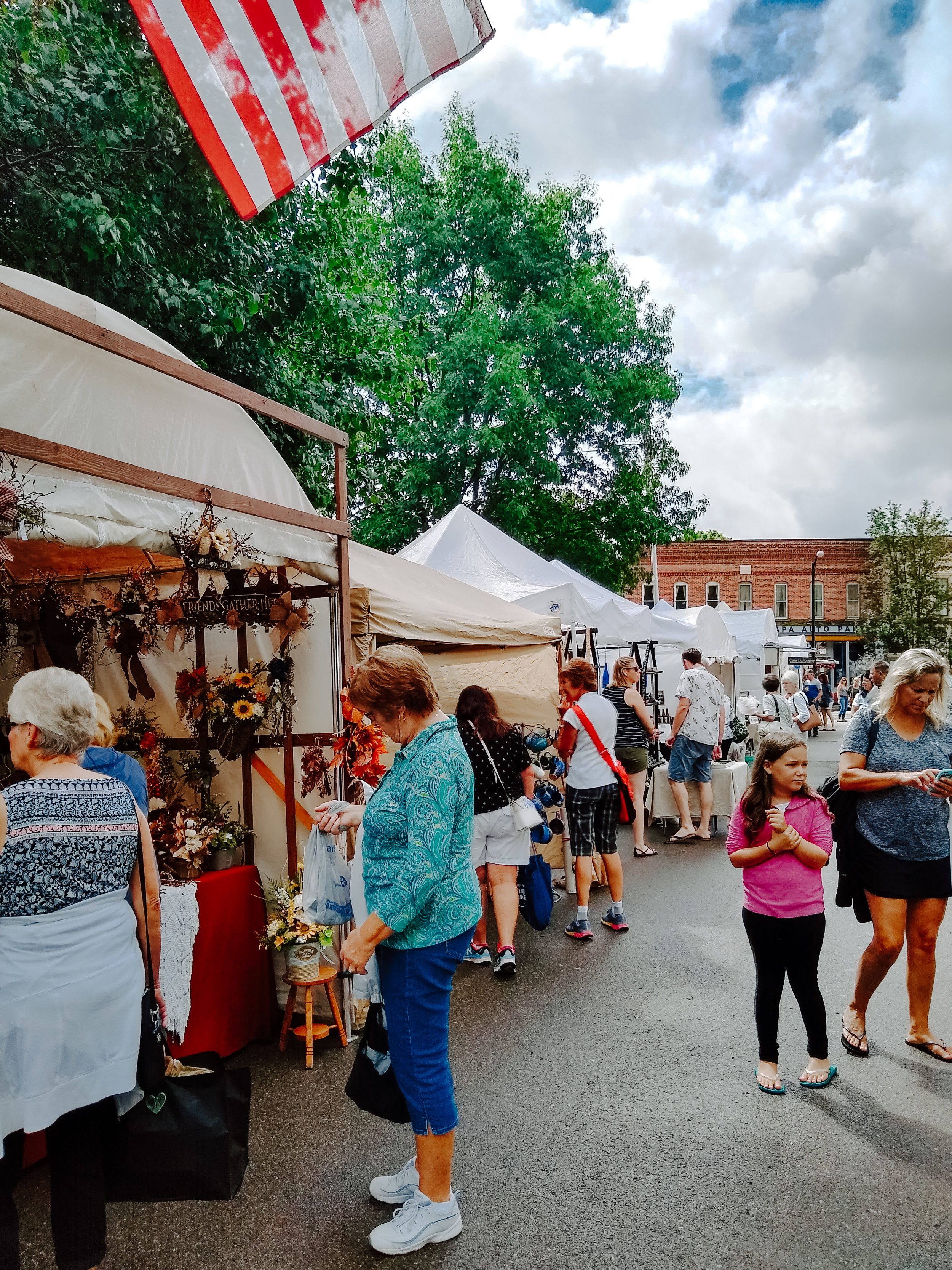 Discover 125+ unique craft vendors this weekend, August 17th & 18th!