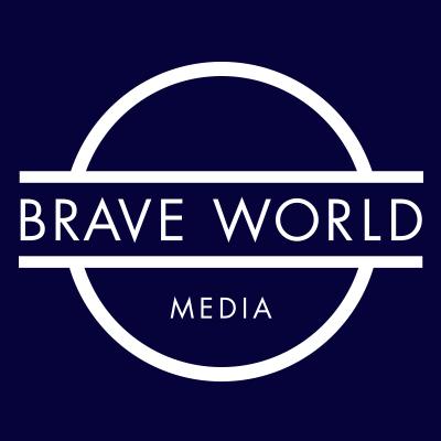 Brave World Media Logo