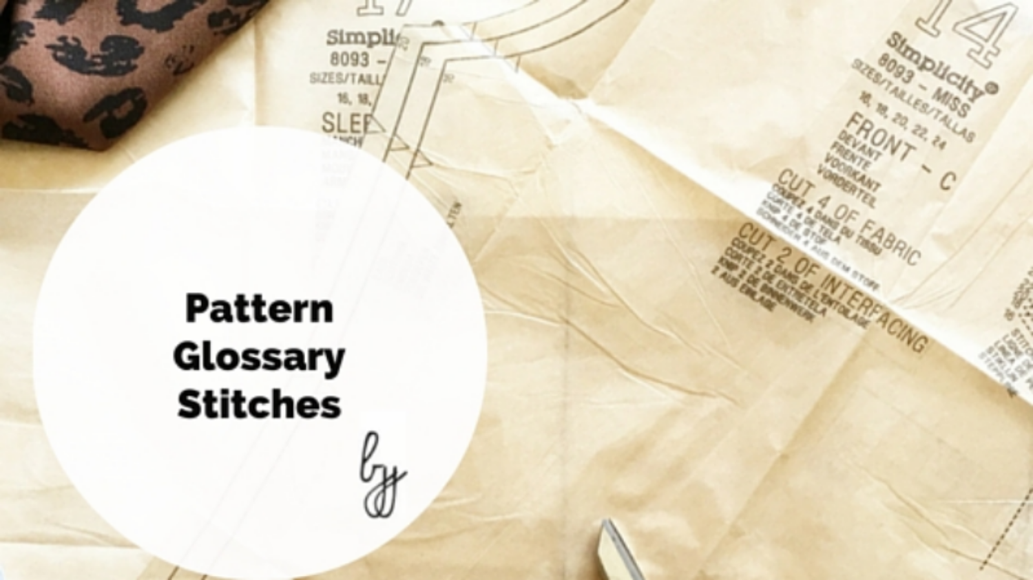 how-to-sew-pattern-glossary-stitches