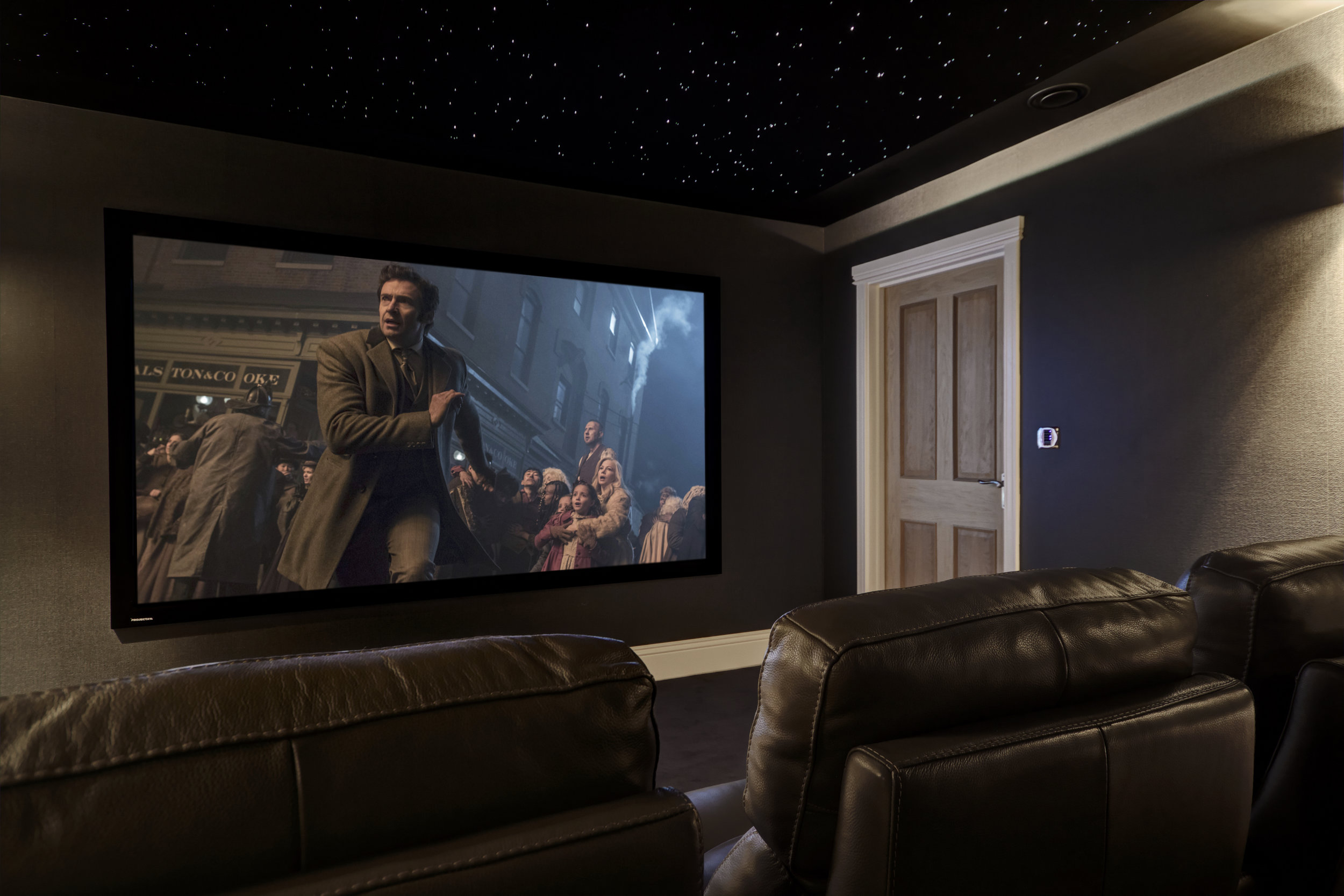 Star Ceiling Home Cinema