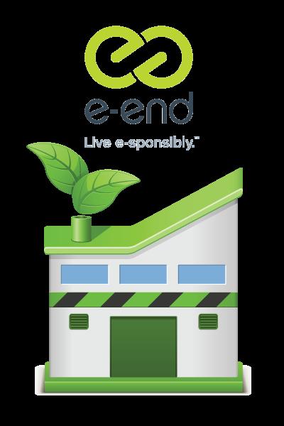 e-End Warehouse Computer Disposal