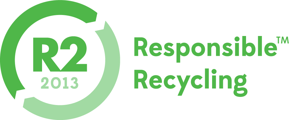 R2 Certificate Responsible Recycling