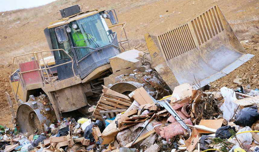 Many states chose to divert electronics from landfills for recycling in part because it represented an ever-growing waste stream that filled up landfill space, in addition to its potential to leach heavy metals when exposed to the elements.