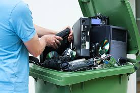 Electronic Recycling isn't always as easy as putting your devices and media in a bin beside the road.