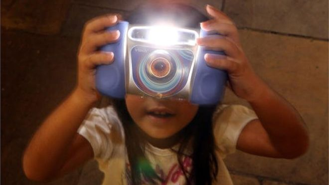 Vtech Fined $650K - Pictures taken toy hackable by attackers (Getty Images)