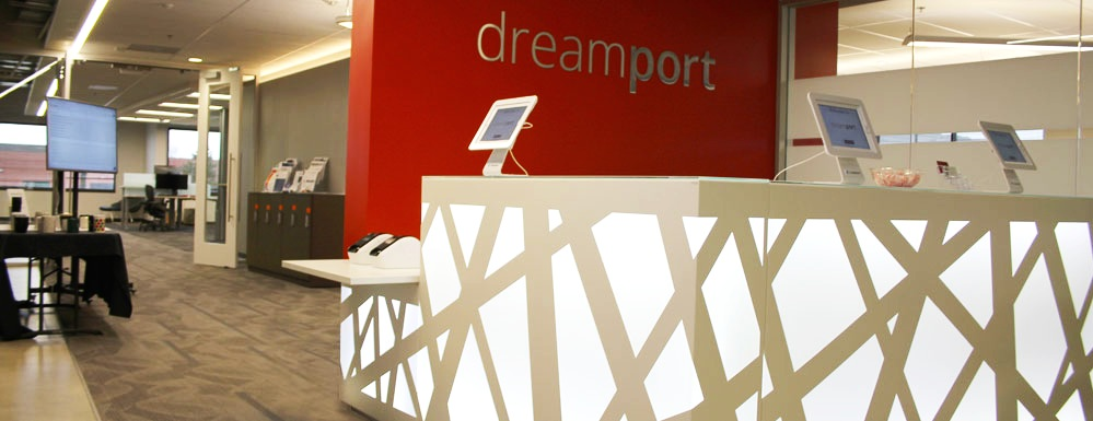 DreamPort is a cyber innovation, collaboration, and prototyping facility located in Columbia, MD.