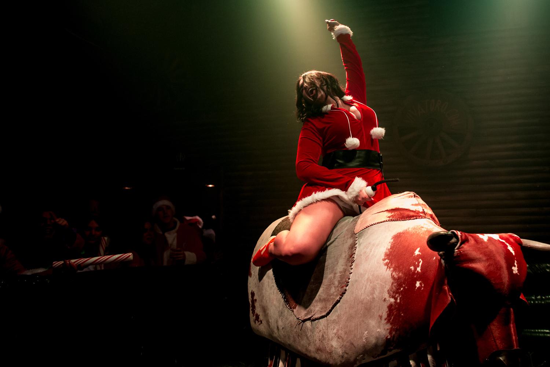 "Exhibit Award - Stefan Jeremiah - ""Bull Rider"""