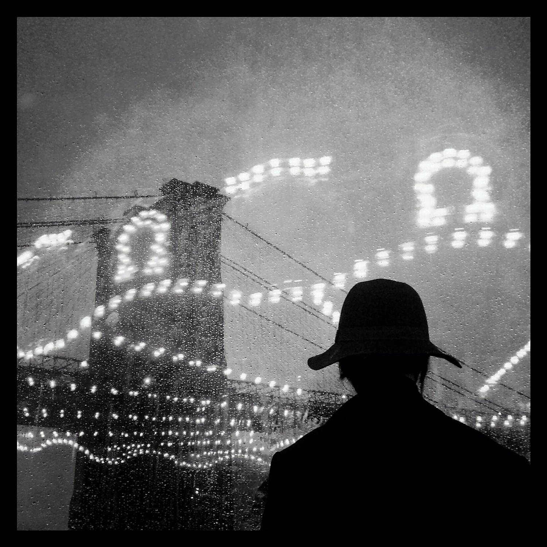 Janes Carousel in Brooklyn NY on January 18, 2015.