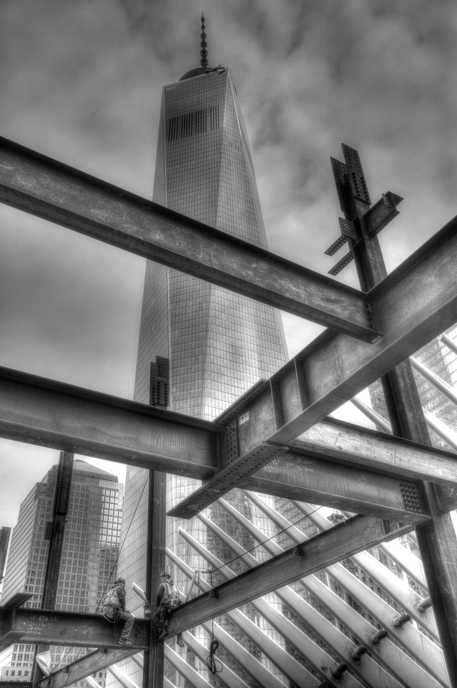 WTC 1 from WTC3
