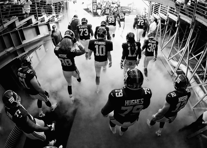 Enter the Giants