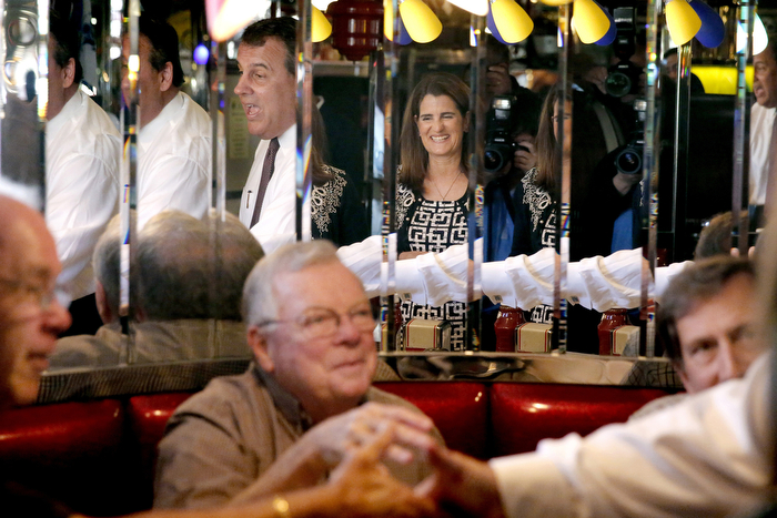 Mirrored View - 