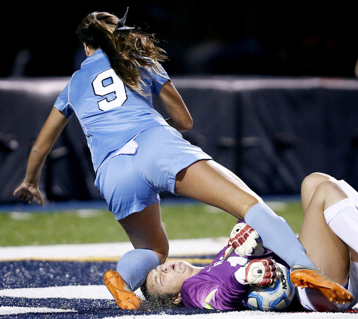 Keeper Collision - 