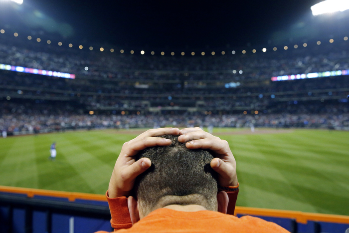 Mets Choke World Series Away -