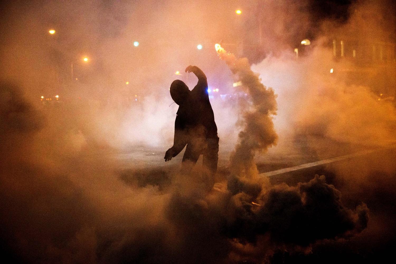 Baltimore Police Death Protest