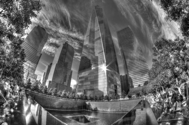 Honorable MentionAllan Tannenbaum/FreelanceSEPTEMBER 11 MEMORIAL AND ONE WORLD TRADE CENTER ON THE 15TH ANNIVERSARY OF 9/1115th Anniversary of the Islamist terror attacks of 9/11/2001 is commemorated at the north reflecting pool and One World Trade Center at the National September 11 Memorial at the World Trade Center site September 11, 2016, in New York.