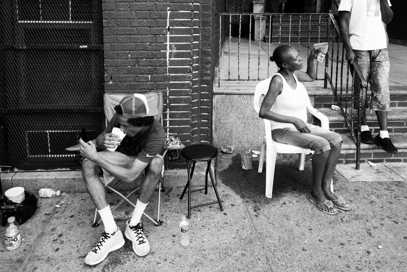Third PlaceGardiner Anderson/FreelanceSUMMER AFTERNOONSummer afternoon in the Bronx, New York,  August 28, 2016.