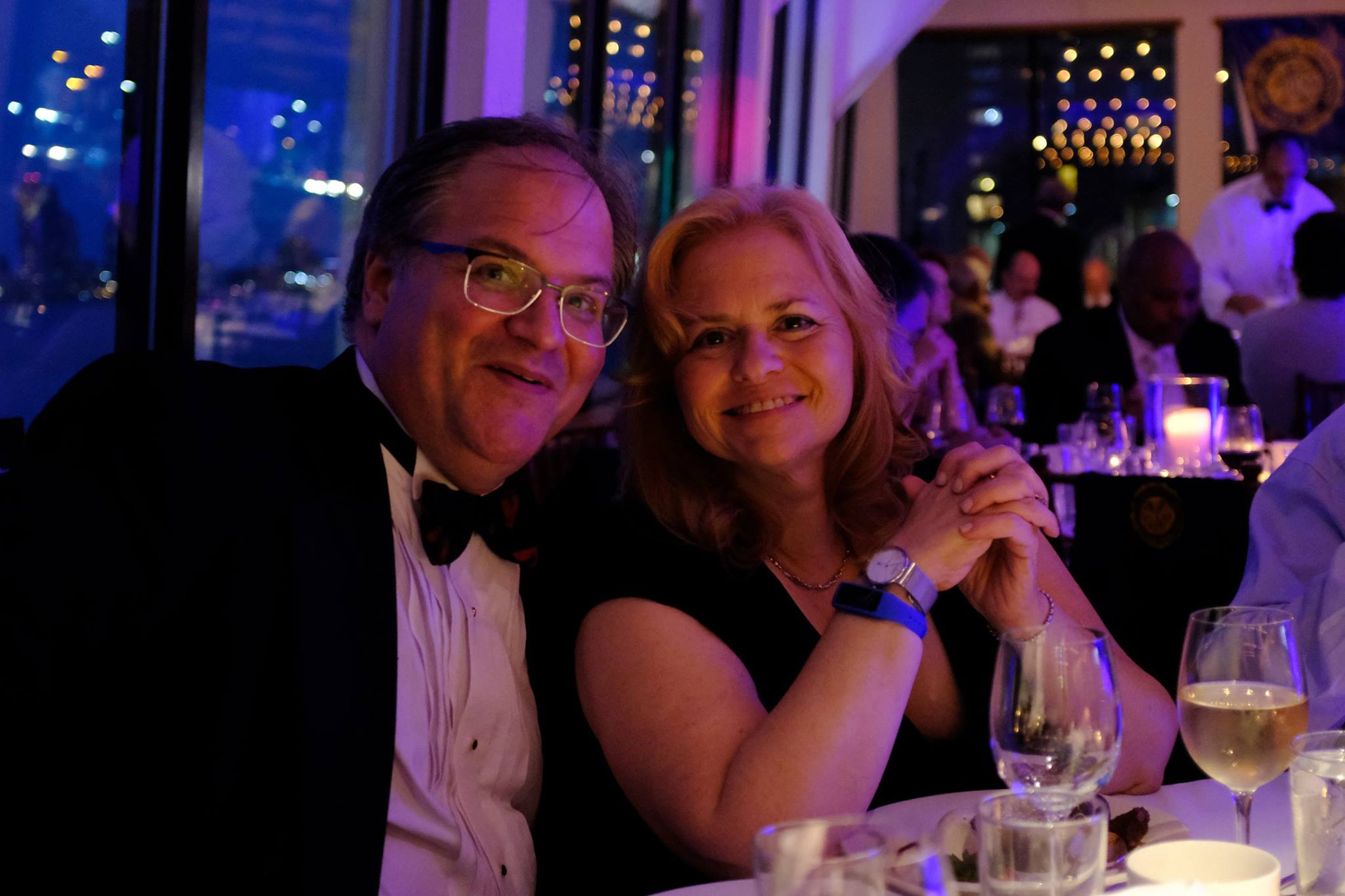 The NYPPA 82nd Annual Year in Pictures Dinner and Dance at the Water Club in Manhattan, NY on June 30, 2017