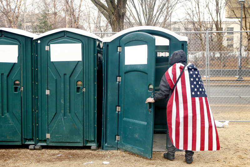 MAGA Inauguration Day -