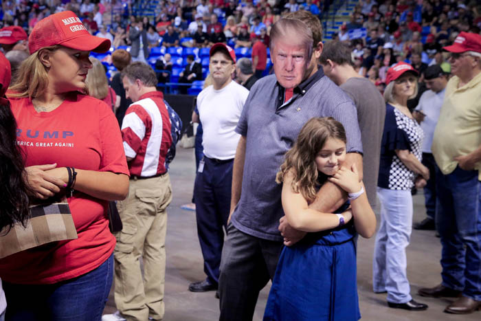 Donald & Daughter 
